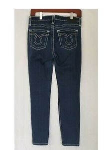Big Star Alex Skinny Ankle Jeans 29 X 25